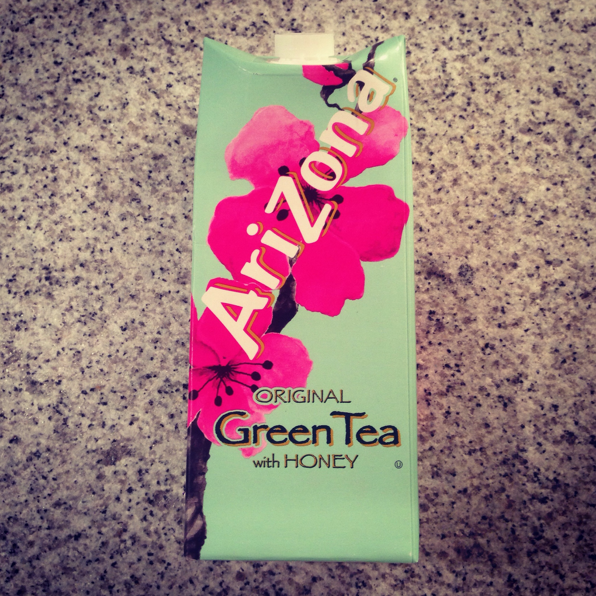 Arizona Original Green Tea with Honey