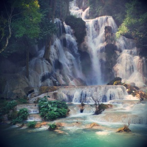 Luang Prabang Laos October Light Festival, Panoramic Views and Waterfall Heaven_Read more about Luang Prabang and Laos plus Southeast Asia on my Travel Blog www.littlebrookroad.com #HeHoLetsGo LittleBrookRoad 31