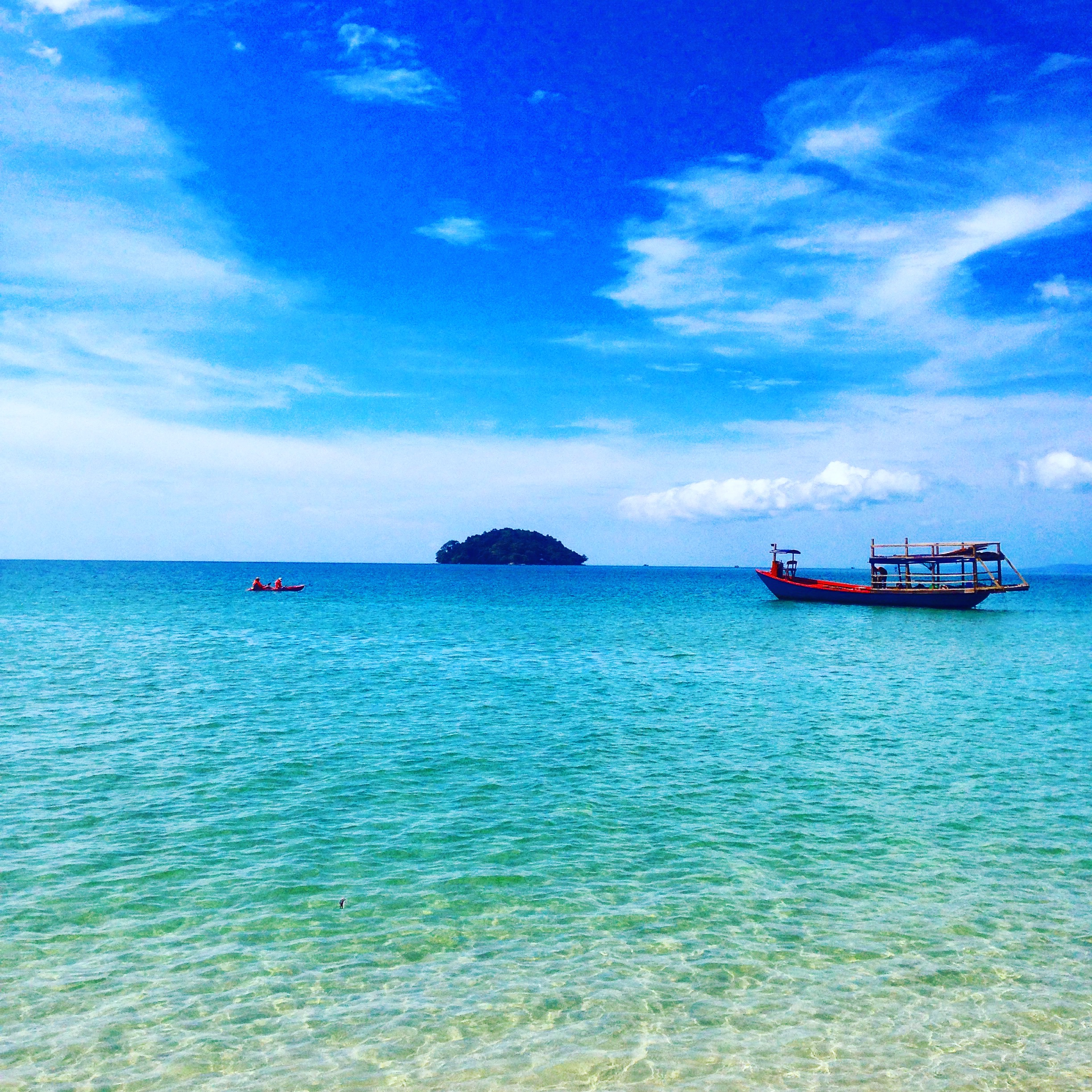 Sihanoukville Otres Beach 1 and 2 Cambodia: A Party Hardy Beach Heaven with Secluded Hippy Stoner Lounge Bars