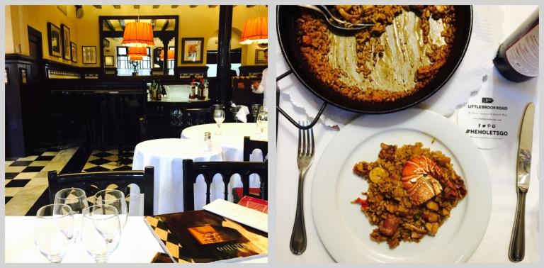 Barcelona 11 must eat Paella 7 portes hotspots that you'll love_FoodieBlogger_TravelTips_Best_Tapas_Sangria_Paella_Hotel_Lunch_Breakfast_Dinner_Hot_Spots_Hidden_Gems.162