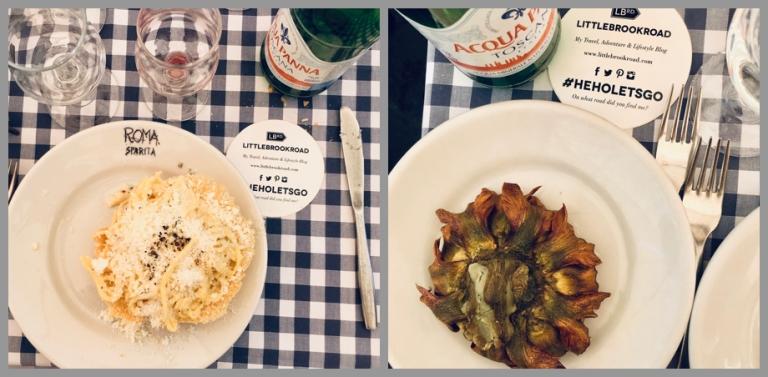 Anthony Bourdain's Netflix Tip_ Roma Sparita_Lunch_Dinner_Tips_Foodie_Guide_LittlebrookRoad