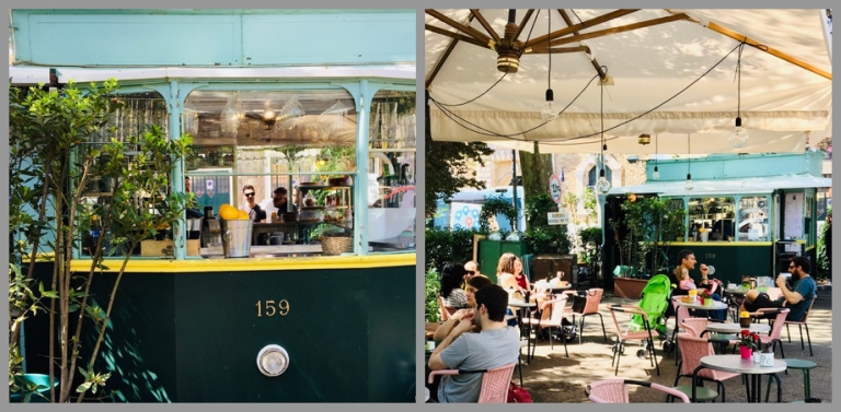 Hipster Coffee's & Cocktail's- Tram Depot_Rome_Lunch_Blogger_Tips_Foodie_Guide_LittlebrookRoad