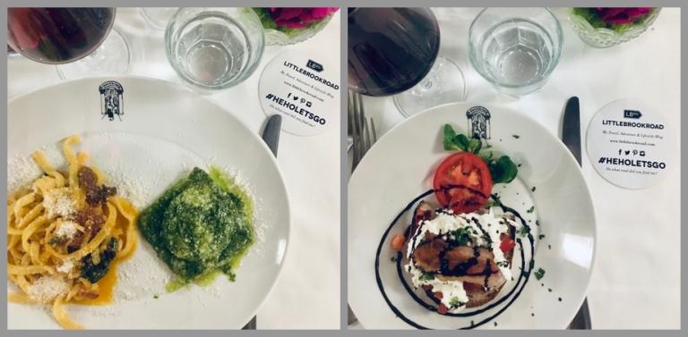 Palatine Hill_ La Taverna dei Fori Imperiali_Lunch_Dinner_Best_Blogger_Tips_Foodie_Guide_LittlebrookRoad
