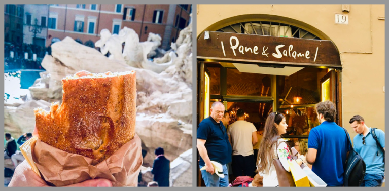 Panne_et_Salame_Rome_Review_Lunch_Blogger_Tips_Foodie_Guide_LittlebrookRoad